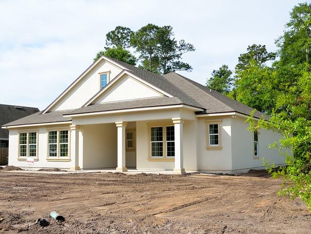 nový bungalov