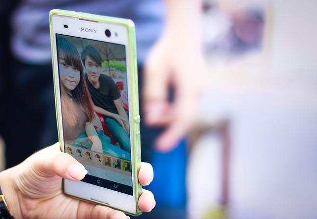 úprava fotky v mobilu