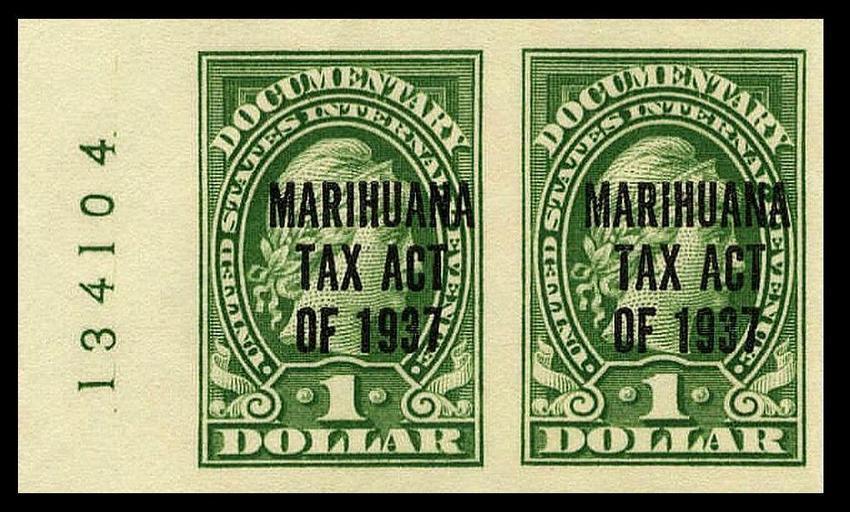 marihuana jako měna