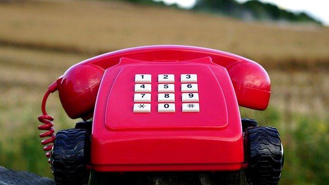 unikátní telefonní číslo
